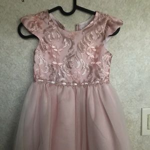 Girls Rare Editions party Flower girl size 6x new!